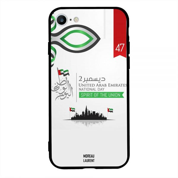 Apple iPhone 6S Case Cover Spirit of The Union UAE National Day