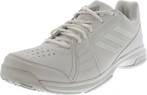 28184d2754e Adidas Men s Approach Footwear White   Ankle-High Tennis Shoe - 8M