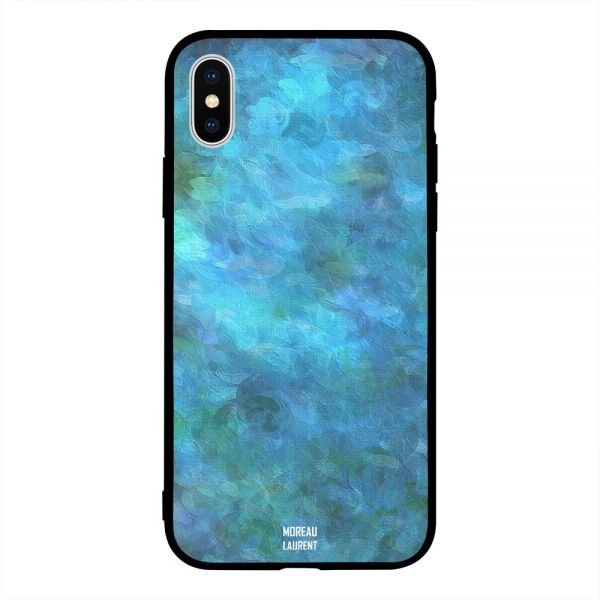 Apple Iphone X Case Cover Inside Sea Texture