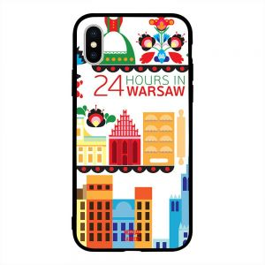 Apple iPhone X Case Cover 24 Hours in Warsaw