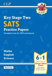 New Ks2 Complete Sats Practice Papers Pack: Science, Maths & English (for the 2019 tests)