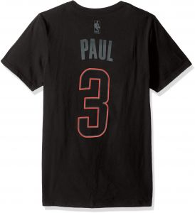 1251cb5457e1 adidas NBA Los Angeles Clippers Chris Paul  3 Adult Mens Hyper N N S Go-to  Tee