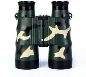 c2d9ca83ad3b Children Folding Outdoor Mini Binoculars Telescope Scope Camouflage Toy  Kids Boy Portable Gift Hunting Sports