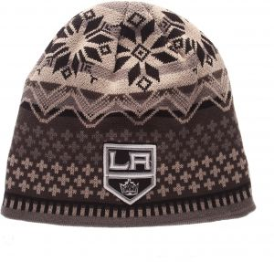 920977386f3 NHL Los Angeles Kings Men s Oslo Knit Beanie
