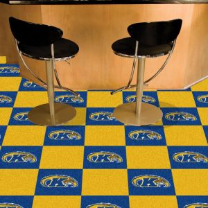 0b7660c7aa9 Fanmats NCAA Kent State University Carpet Tiles, 18