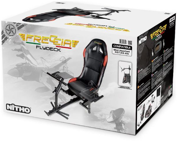 FRECCIA, Flydeck Gaming Chair