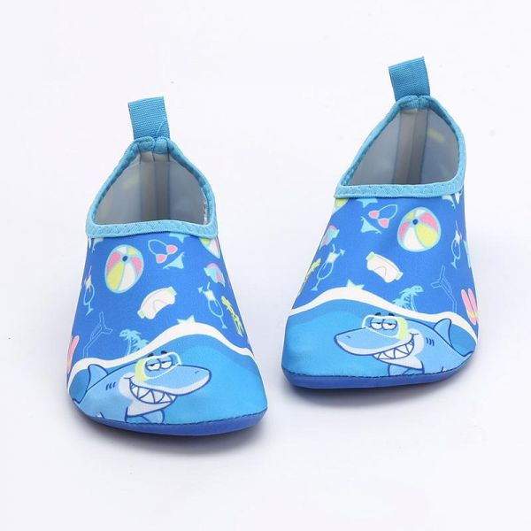 571f5d579039 Kids Water diving Swim Shoes Barefoot Aqua Socks Shoes Quick Dry Non-Slip  Baby Boys   Girls