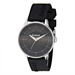b4859847939e Reebok Women s Black Dial Silicone Band Watch - RF-KaL-L2-S1IB-B1 ...