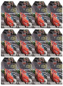 Buy thank you tags 24 pack | - Egypt | Souq com