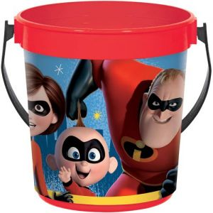 bbf162b5dc6 Incredibles 2 Favor Container red