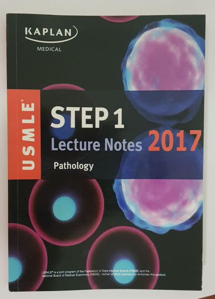USMLE STEP 1 Lecture Notes 2017 pathology