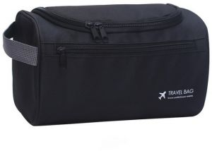 dbd2357e0967 Men s Toiletry Bag Cosmetic Travel Case Accessories Organizer for Women