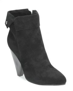 b2a16297375 Dejavu ankle Heels Boot For Women - Black