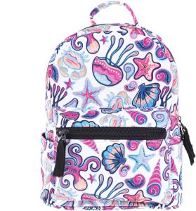 d40837a1e1f9 Lightweight School Bags for Girls Oxford 3D Printing Backpack School  College Bag for Teens Girls Students Laptop Backpacks
