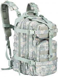 ARMYCAMOUSA Military Tactical Backpack, Small 3 Day Army Molle ... b34c72ac78
