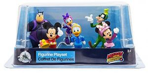 a575d548192 Disney Mickey Mouse and the Roadster Racers Figure Play Set