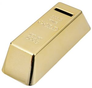 the gold brick and the gold mine hough emerson