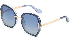 123cb0aa5ee Fashion men and women Frameless polarizing Sunglasses high definition and  comfort sunglasses for unisex
