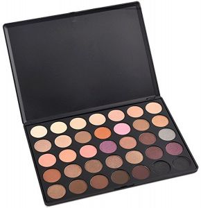 Beauty Essentials Brand 39 Colors Shimmer Matte Eyeshadow Palette Pigmented Silky Eye Shadow Kit Makeup Lasting Smooth Nude Eyeshadow