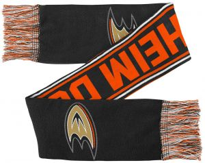 NHL Anaheim Ducks Youth Boys Winter Scarf d5cd5e5fc
