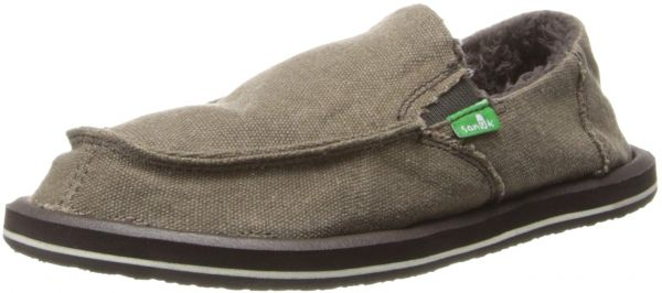 00637e35606 Sanuk Kids Vagabond Chill Slip On (Toddler Little Kid Big Kid)