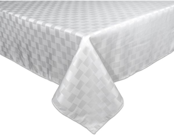 b2ff31a155df Bardwil Reflections Spill Proof Oblong   Rectangle Tablecloth