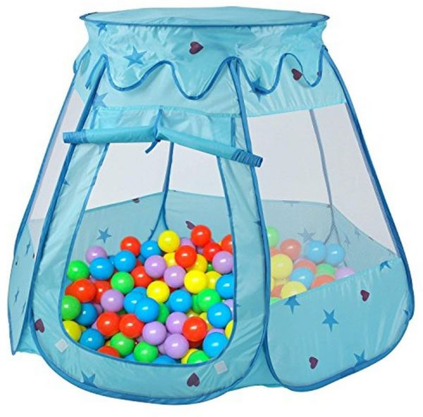 Kids Tent Foldable Child Tents Play GameHouse Pop Up Baby Toy Princess/Prince Castle Indoor and OutdoorUse Kids Play Tents for Home Yard Parks Picnics ...  sc 1 st  Souq.com & Kids Tent Foldable Child Tents Play GameHouse Pop Up Baby Toy ...