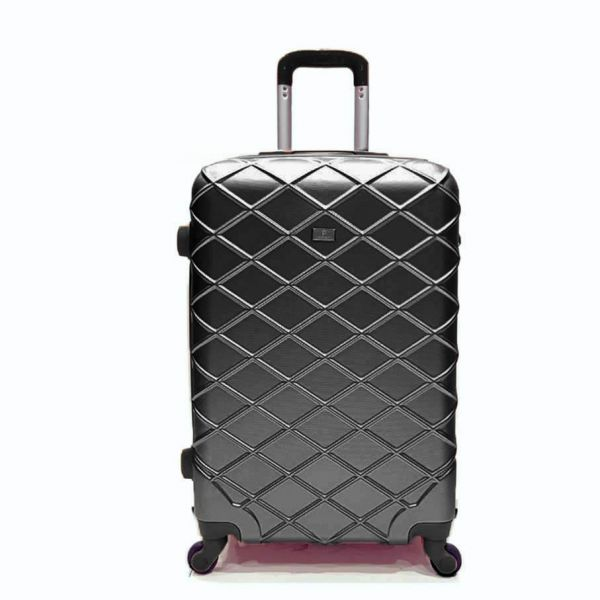 Passenger trolley hard luggage bag 32inch Black  2a3decb0d6e0c