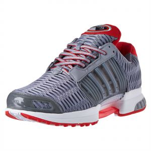 66650e3b5 adidas Originals Climacool One Sport Sneakers for Men - Mid Grey Red