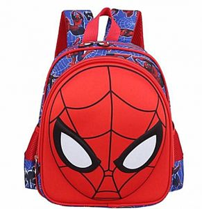 bcbf8d9213b6 Kids Backpack Cartoon Spider man School Backpack Anime Superman Primary School  Bags For Children