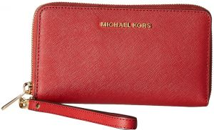 0e300954ae6a08 Buy michael wallet-bright red | Michael Kors,Kroo - UAE | Souq.com