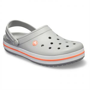 7ea443f4239 Crocs Grey Comfort Sandal For Unisex