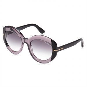 3832be303afb Tom Ford Bug Eye Sunglasses for Women - Grey Lens