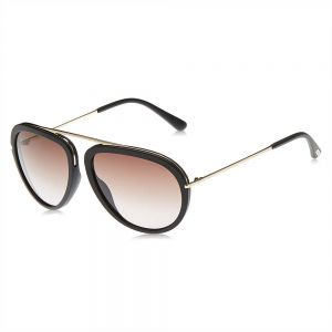 df130f5b2bc6 Tom Ford Stacy Panto Unisex Sunglasses - Brown Lens