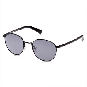 6e4dea23fb Kenneth Cole Round Unisex Sunglasses - Grey lens