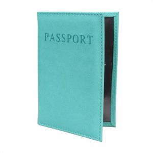 English Passport Holder Package Protects Covers