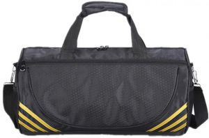 699ace25f49 Sports Gym Bag Travel Duffel with Shoes Compartment for Men Women