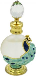 ... Oil Peacock bottle Chanel Chance green fragrance For Women 15ml. by  Zemila f89e1393e2