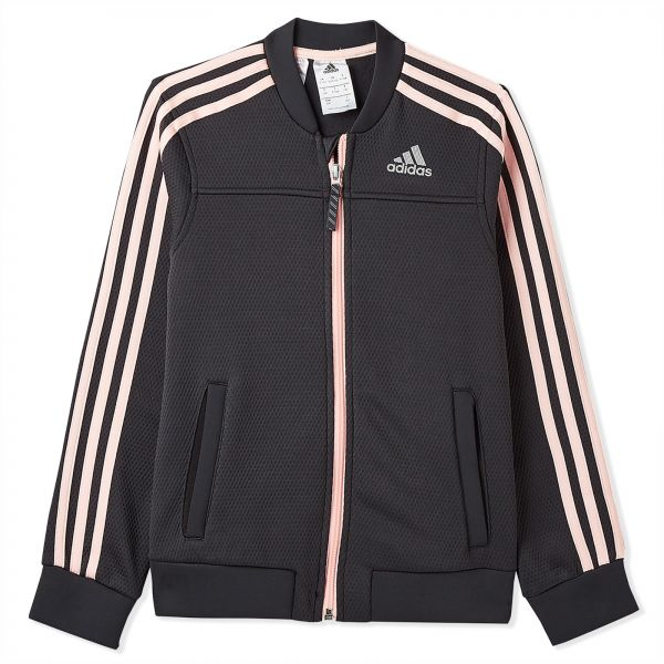 17c8b9956a48 adidas PES COVER UP Jacket For Girls