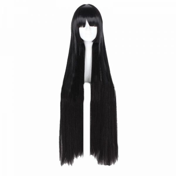 Cosplay Anime Wig Long Straight Fluffy Hair Film Prom Headgear
