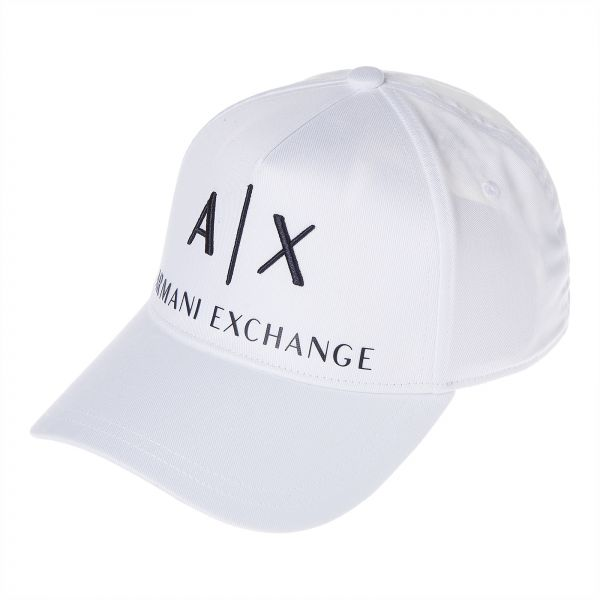 a7f94d7ae0a Armani Exchange Caps For Men - Bianco