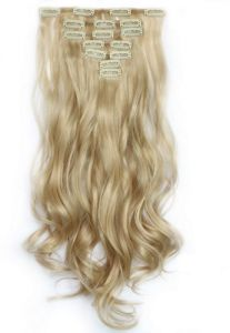 ea683261574a8 7 sets of curly hair wig clip hair extensions hairpiece 50 cm