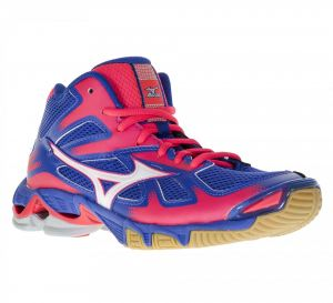Mizuno Wave Bolt 5 Mid Indoor Volleyball Shoes 9745388fbb92b