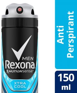 9832e5e00 Rexona Men Antiperspirant Deodorant Xtra Cool, 150ml