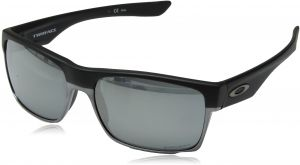 cd7d2693992 Oakley Men s Twoface Non-Polarized Iridium Square Sunglasses