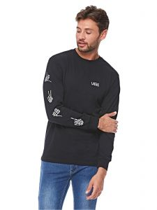f98ff8524e Vans Boneyard Long Sleeve T-shirt for Men - L