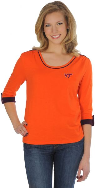 395f1c70d Virginia Tech dress Cause I39m A HOKIE t Virginia