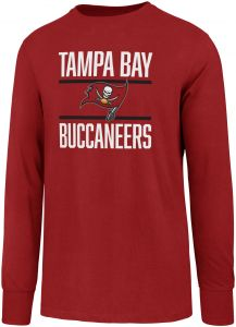 OTS NFL Tampa Bay Buccaneers Men s Rival Long Sleeve Tee 222d2741a