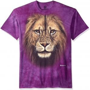 ac96259face5 The Mountain Lion Warrior Adult T-Shirt