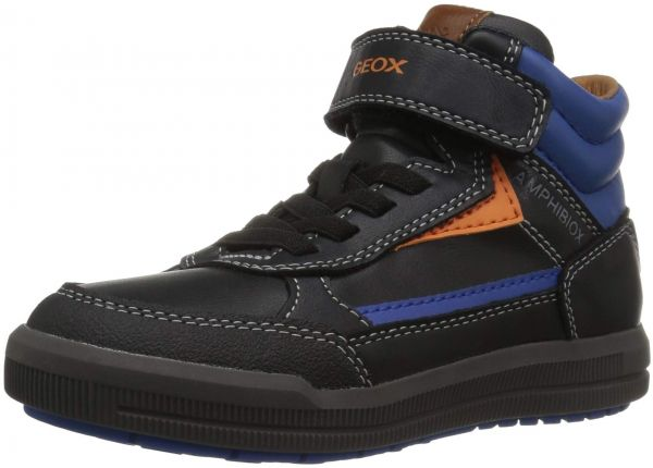 Geox Arzach Boy ABX 2 Waterproof   Insulated High Top Sneaker affc5aa4ccd